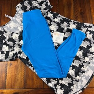 New LulaRoe Leggings One Size